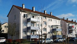 2-Zi. Eigentumswohnung im 2. OG - Bad Bellingen